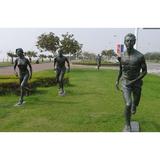 铜雕塑 -S-758