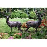 铜雕塑 -S-863