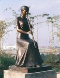 铜雕塑 -S-797