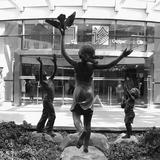 铜雕塑 -S-749