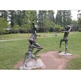 铜雕塑 -S-809
