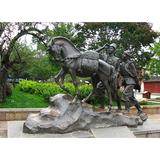 铜雕塑 -S-859