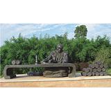 铜雕塑 -S-778