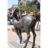 铜雕塑 -S-865