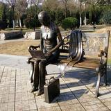 铜雕塑 -S-818