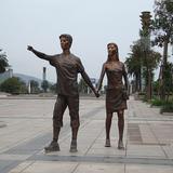 铜雕塑 -S-821
