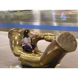 铜雕塑 -S-713