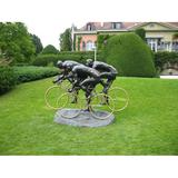 铜雕塑 -S-724