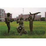 铜雕塑 -S-738
