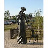 铜雕塑 -S-723