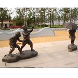 铜雕塑 -S-813