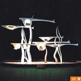 灯饰雕塑 -S-299