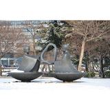 铜雕塑 -S-737