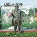 铜雕塑 -S-772