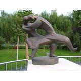 铜雕塑 -S-762