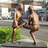 铜雕塑 -S-815