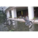 铜雕塑 -S-733