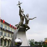 鑄銅雕塑有哪些優點,怎么進行保養?