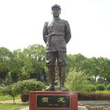 部队雕塑-3
