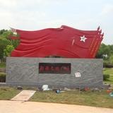 部队雕塑-4