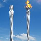火炬雕塑-1 -SG-011