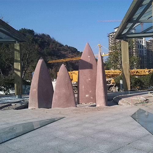 砂岩雕塑 KS-017