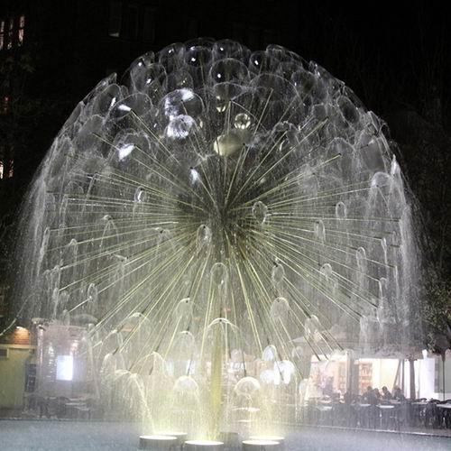 喷泉雕塑-9-S-1110