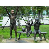 铜雕塑 -kS-807