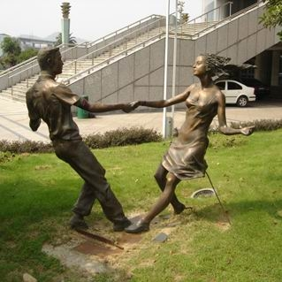 铜雕塑 KS-铜雕126