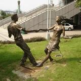铜雕塑 -kS-822