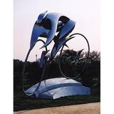 不锈钢雕塑-135 -S-588