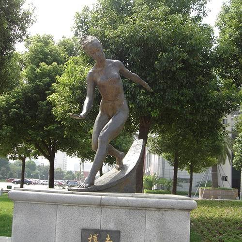 铜雕塑 KS-铜雕58