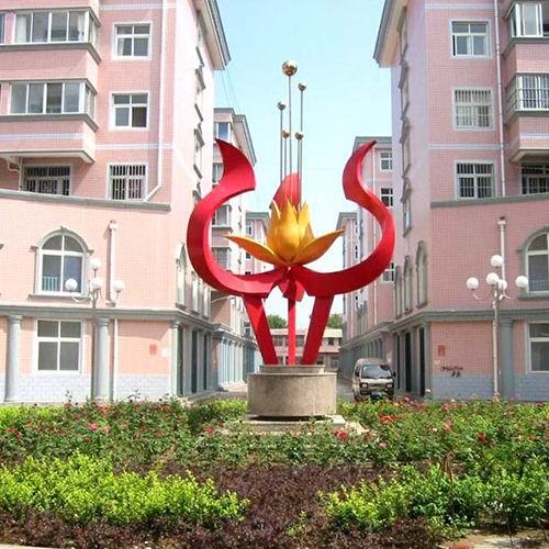 地产雕塑 KS-556