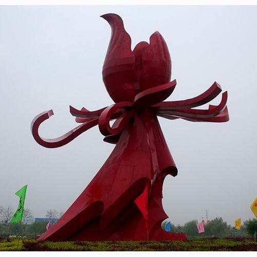 不锈钢雕塑 KS-611