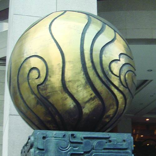 铜雕塑 KS-铜雕10