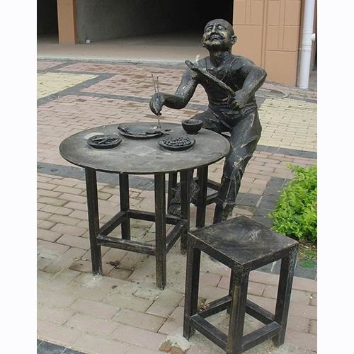 铜雕塑 KS-铜雕1
