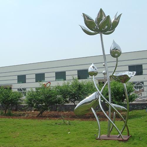 不锈钢雕塑 KS-2063