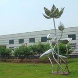 不锈钢雕塑 -KS-2063