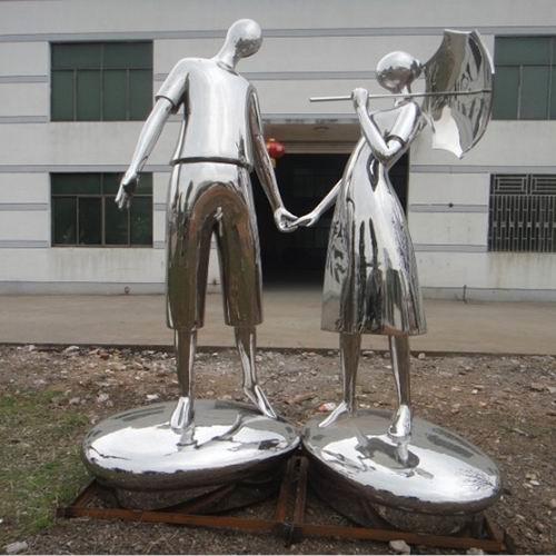 不锈钢雕塑 KS-2001
