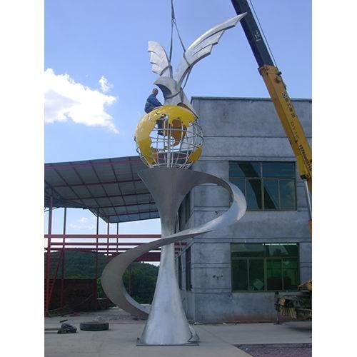 企业雕塑 KS-369