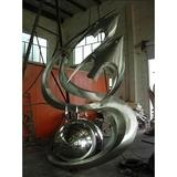 不锈钢雕塑-28 -S-005