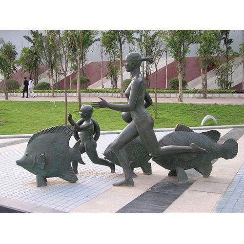 铜雕塑 KS-铜雕141