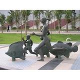 铜雕塑-184 -S-836