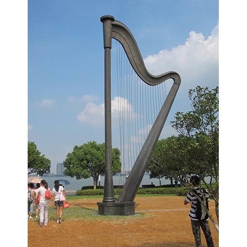 乐队、乐器雕塑-10-S-798