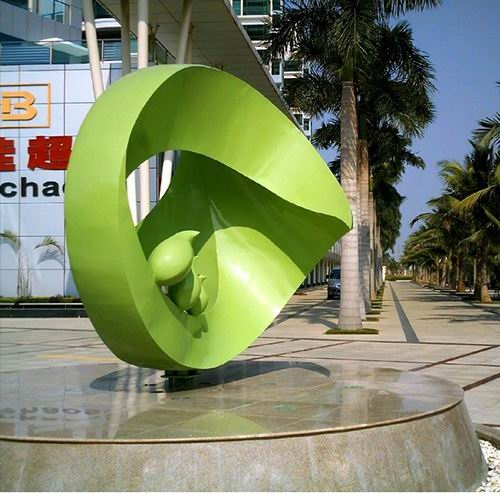 地产雕塑 KS-672
