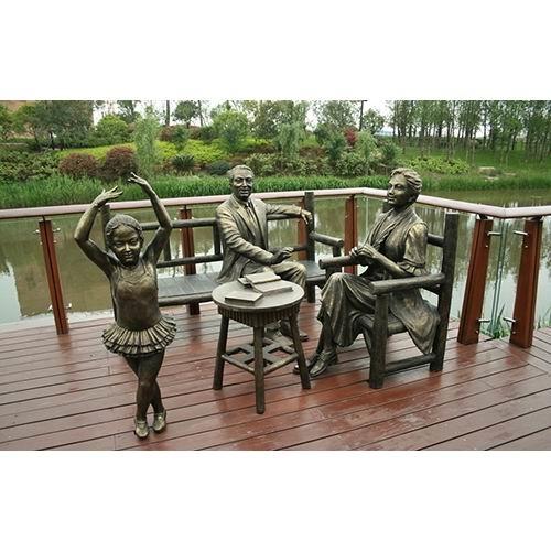铜雕塑 KS-铜雕34