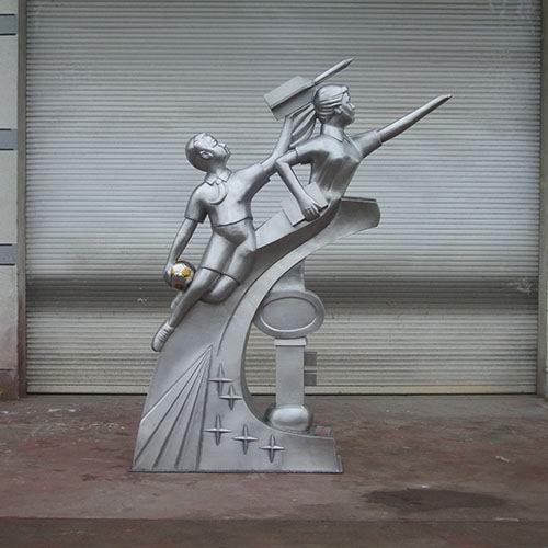 不锈钢雕塑 KS-569