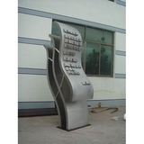 不锈钢雕塑-116 -S-565