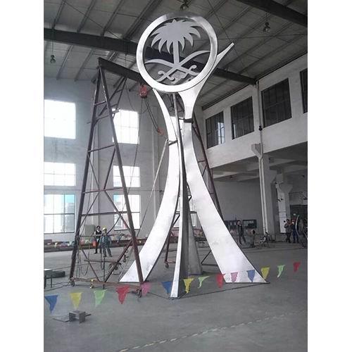 不锈钢雕塑 KS-2061