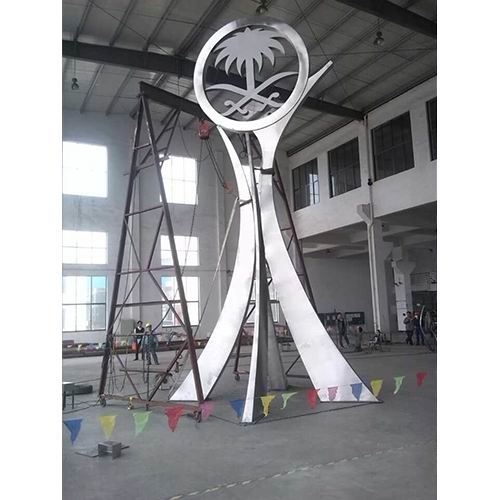 不锈钢雕塑-312-S-2061